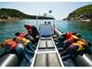 7I- Excursion en zodiak à l'île La Grande Basque