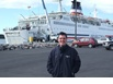 Introducing Denis Bourque an individual with a passion for cruiseshipping