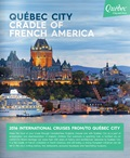 2016 cruises to-from Québec City (cover)