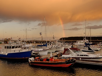 Havre Saint-Pierre: inspiring