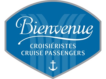 Best cruise passenger… Bienvenue!