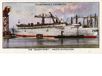 The storied Queen Mary 2