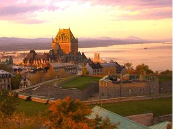 Québec, la romantique