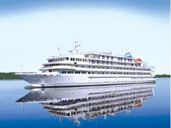 Newcomer to the Saint Lawrence: Pearl Seas Cruises