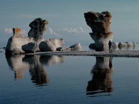 Parc national du Canada de l'Archipel-de-Mingan (crédit : Parcs Canada, E. Le Bel)