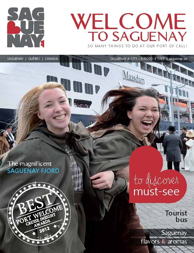 Saguenay Cruise destination_2013